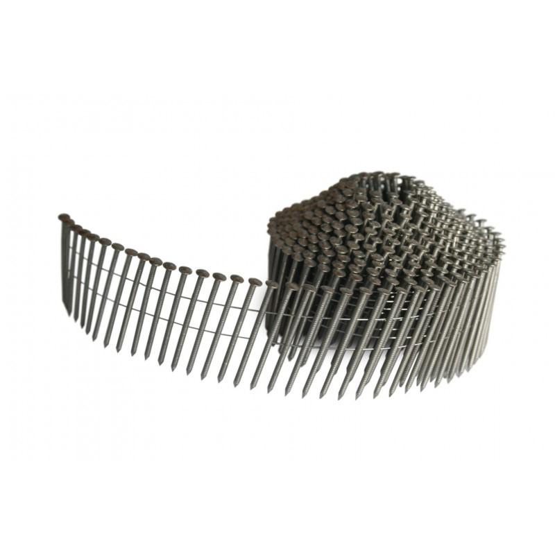 Rolnagels gegalvaniseerd ring 2.8x60mm