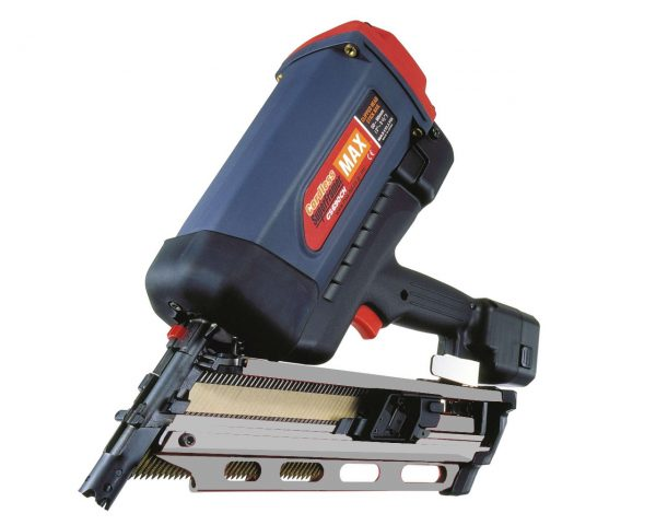 Max GS690CH-EX Stripnagelapparaat 34° 50-90mm op gas