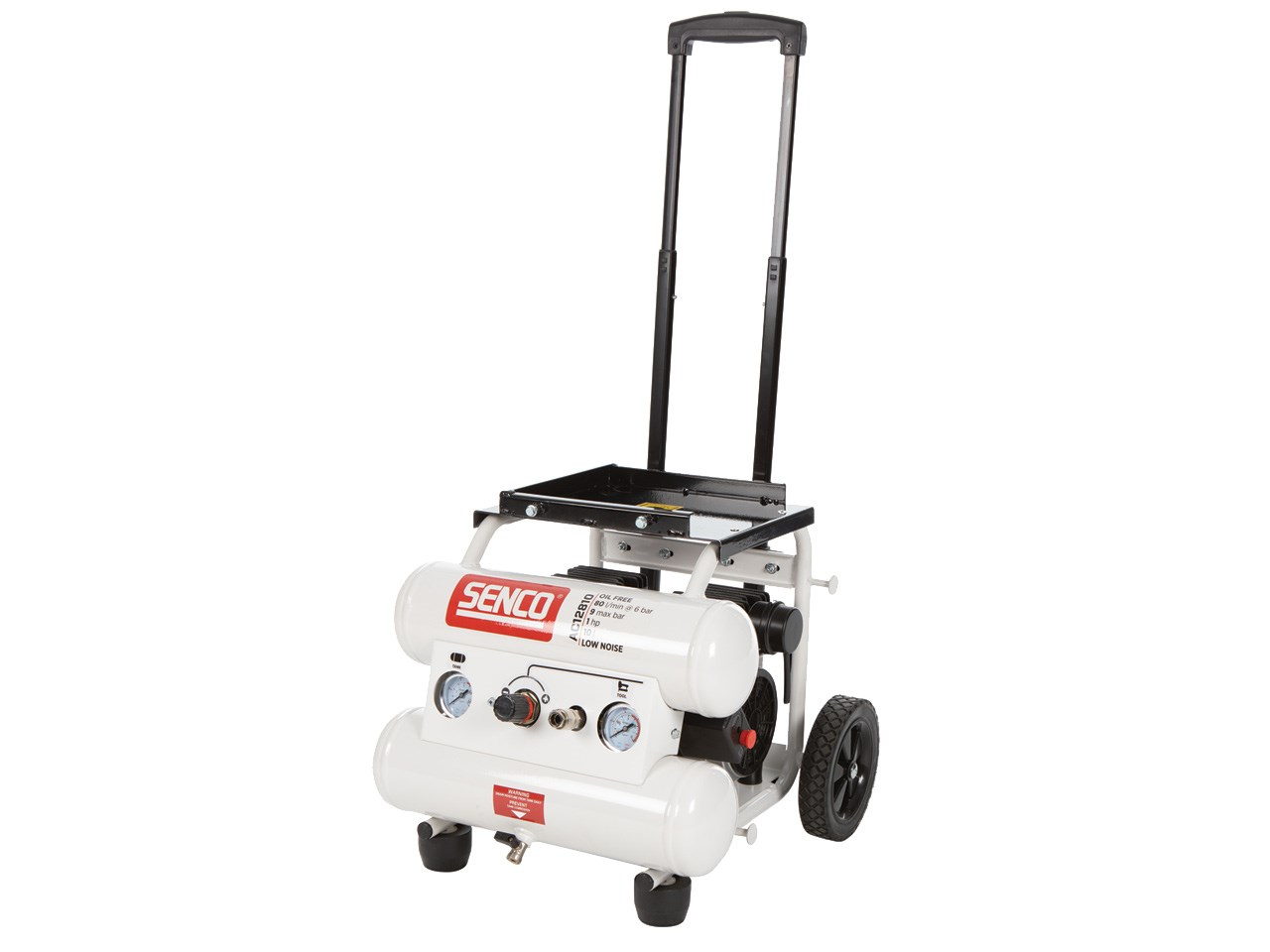 SENCO TP12810 9BAR stille compressor