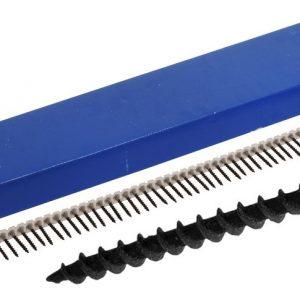 Schroeven zwart gefosfateerd voor gips op metal stud 3.5x41mm