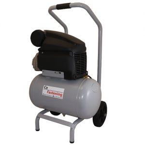 Compressor 270:20 olie gesmeerd