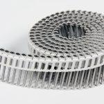 Rolnagels RVS 2.5x65mm (4800st) plastic gebonden