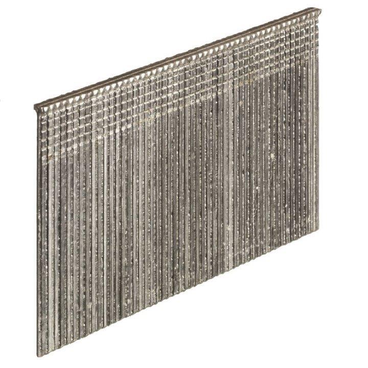 Brad afwerkspijker RX 1,6x50mm 0° Roestvast staal 2000 stuks
