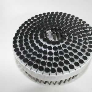 Gekleurde Rolnagels RVS zwart 2.8x38mm