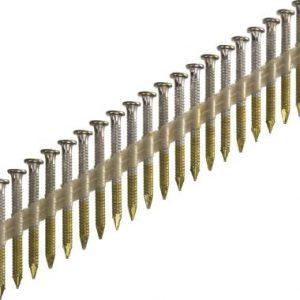 Anker-Ringnagel 4,1 X 40 mm Gegalvaniseerd Sencote 34°