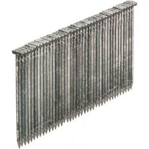 T-nagels op strip 2,2 x 25 mm Gegalvaniseerd 2000 stuks